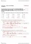 CHEM 1201 Exam 3B