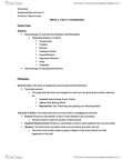 PSYC 318 Lecture Notes - Neuroimaging, Anandamide, Acetylcholinesterase
