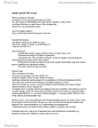 HPS211H1 Lecture Notes - Blackboard, Pure Data, Thomas Kuhn