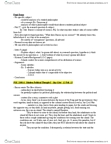 POL 2108 Lecture Notes - Political Philosophy, Cultural Studies