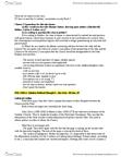POL 2108 Lecture Notes - John Calvin, Total Depravity, Human Nature