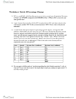 Metric 2 worksheet