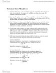 Metric 7 worksheet