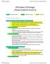 BIOL 2140 Study Guide - Midterm Guide: Vegetative Reproduction, Fecundity, Parental Investment