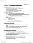 ANT100Y1 Lecture Notes - Lecture 10: Mexico City Policy, Médecins Du Monde, Global Health