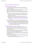 PSYCH 3BN3 Chapter Notes - Chapter 1: Neuroethology, Neuropil, Dendrite