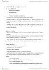 BSNS105 Lecture Notes - Lecture 3: Transactional Leadership, David Koresh, Robert K. Greenleaf
