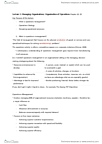 BSNS105 Lecture Notes - Lecture 5: Data Quality, Job Shop, Moving Walkway