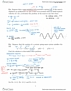 MTH 256 Lecture Notes - Lecture 18: Tecos F.C., Angular Frequency, Damping Ratio