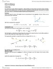 PHYS 212 Study Guide - Midterm Guide: Bmw 1 Series, Field Line, Electric Flux