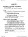 Economics 2150A/B Lecture Notes - Marginal Utility, Economic Surplus, Average Variable Cost