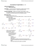 CHM136H1 Lecture Notes - Lecture 28: Halocarbon, Primary Alcohol, Bond Energy