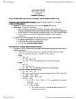 Economics 2150A/B Lecture Notes - Lecture 15: Marginal Cost, Market Clearing, Monopolistic Competition
