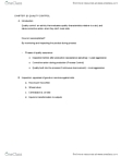 BUSI 2301 Lecture Notes - Process Capability, Six Sigma, Sampling Distribution