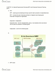 BUSI 2301 Lecture Notes - Economic Order Quantity, Manufacturing Resource Planning, Eval