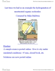 BIOCH499A Study Guide - Sulfur Trioxide, Phosphorus Pentachloride, Reaction Quotient
