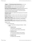 MGTA02H3 Study Guide - Midterm Guide: Focus Group, Secondary Market, Gross Margin