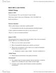 REM 100 Lecture Notes - Pleistocene, Cornucopian, Coltan