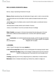 PSYC 100 Chapter Notes -Wilder Penfield, Implicit Memory, Prefrontal Cortex