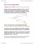 MICRB316 Lecture Notes - Lecture 13: Bacillus Cereus, Siderophore, Equilibrium Constant