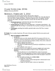POLSCI 3NN6 Lecture Notes - Free-Trade Area, North American Free Trade Agreement