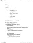 HTM 2700 Lecture Notes - Gluten, Endosperm, Xanthophyll