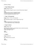 BI108 Exam 2 Outline