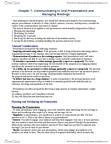 MGTA35H3 Study Guide - Yogi Berra, Organizational Chart, Clip Art