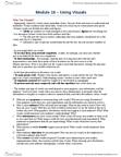 MGTA35H3 Study Guide - Line Graph, Alternative Rock, Organizational Culture