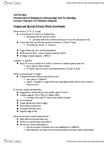 ANTH 1032 Lecture Notes - Lecture 13: Homo Habilis, Homo Erectus, Homo Floresiensis