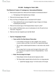 POL208Y5 Chapter Notes -Economic System, Perestroika, Warsaw Pact
