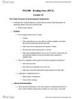 week 13 blackboard reading notes