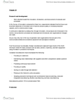 COMMERCE 1B03 Chapter Notes - Chapter 16: Outsourcing, Facility Location Problem, Quality Management