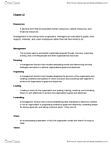 COMMERCE 1B03 Chapter Notes - Chapter 12: Strategic Planning, Brainstorming, Middle Management