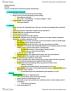 NSCI426 Lecture Notes - Lecture 2: Glioblastoma Multiforme, Neuroglia, Schwann Cell