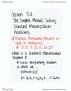 MAT 114 Lecture Notes - Lecture 9: Russian Soviet Federative Socialist Republic, Succulent Plant, Krypto