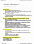 Health Sciences 1001A/B Lecture Notes - Lecture 5: Fad Diet, Nutrient, Lipoprotein