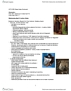 ARTH 305 Lecture Notes - Lecture 18: Svetlana Alpers, Lucca Madonna (Van Eyck), Joshua Reynolds