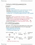 CHEM 1040 Midterm: Chemical bonding and intermolecular forces