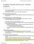 EN240 Lecture Notes - Lecture 1: Vai People