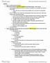 BU121 Lecture 20: BU121 Final notes