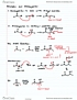CHM 2211 Lecture 23: Lecture 23 Notes 3-13