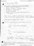 CHEM 210 Lecture Notes - Lecture 18: Chemdraw, Stereoisomerism