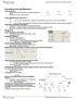 CHEM 231 Midterm: CHEM231 - Test III Review