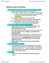 BSC2085C Lecture Notes - Lecture 9: Endoplasmic Reticulum, Skeletal Muscle, Neuromuscular Junction