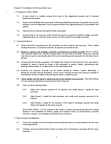 RSM220H1 Study Guide - Accounting Information System, Capital Account, Trial Balance