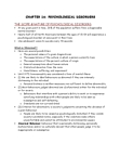 Psychology 1000 Chapter Notes - Chapter 16: Generalized Anxiety Disorder, Anxiety Disorder, Mental Disorder