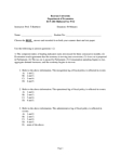 Ecn204 second midterm and answers