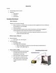 PSYC62H3 Lecture Notes - Lecture 5: Brain Stimulation Reward, Medial Forebrain Bundle, Nucleus Accumbens
