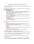 ECN 204 Lecture Notes - Loanable Funds, Unemployment Benefits, Investment Canada